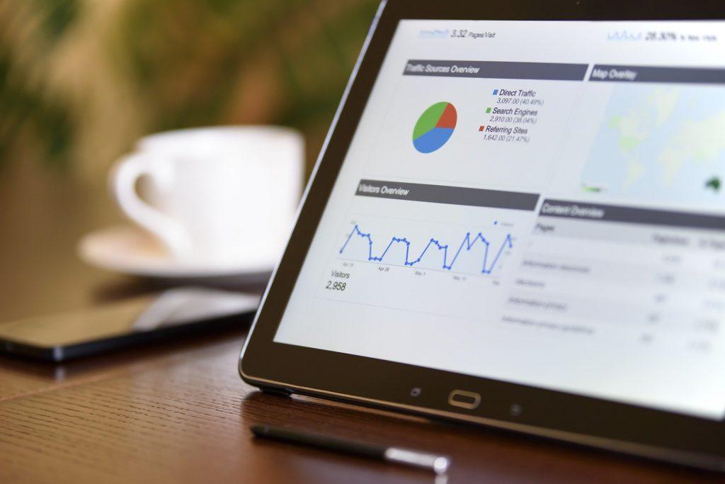 Suivi et analyse des données d'un site internet